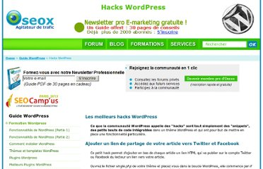 http://oseox.fr/wordpress/hack-wordpress.html