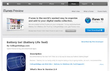 https://itunes.apple.com/us/app/battery-go!-battery-life-tool/id320069715?mt=8