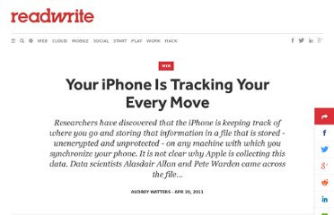 http://readwrite.com/2011/04/20/your_iphone_is_tracking_your_every_move