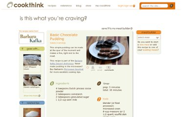 http://www.cookthink.com/recipe/10765/Basic_Chocolate_Pudding