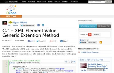 http://dotnet.dzone.com/articles/c-%E2%80%93-xml-element-value-generic