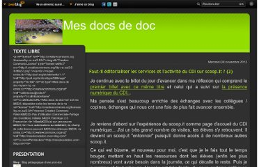 http://mesdocsdedoc.over-blog.com/article-faut-il-editorialiser-les-services-et-l-activite-du-cdi-sur-scoop-it-2-112918846.html