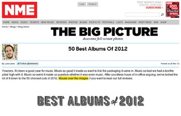 http://www.nme.com/blog/index.php?blog=147&title=50_best_albums_of_2012&more=1&c=1&tb=1&pb=1