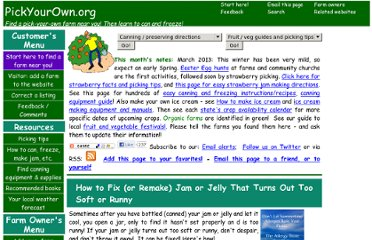 http://www.pickyourown.org/how_to_fix_runny_jam.htm