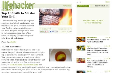 http://lifehacker.com/5264724/top-10-skills-to-master-your-grill