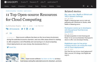 http://gigaom.com/2009/11/06/10-top-open-source-resources-for-cloud-computing/
