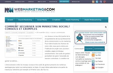 http://www.webmarketing-com.com/2012/11/29/17380-securiser-marketing-social-conseils