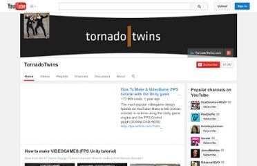 http://www.youtube.com/user/TornadoTwins