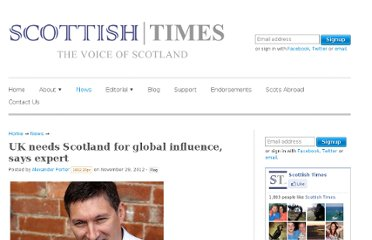 http://www.scottishtimes.com/uk_scotland_global_influence