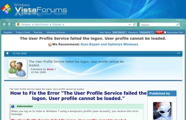 http://www.vistax64.com/tutorials/130095-user-profile-service-failed-logon-user-profile-cannot-loaded.html