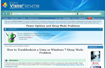 http://www.vistax64.com/tutorials/63567-power-options-sleep-mode-problems.html