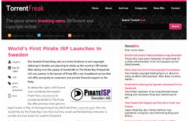 http://torrentfreak.com/worlds-first-pirate-internet-provider-launches-in-sweden-100720/
