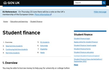 https://www.gov.uk/student-finance/overview