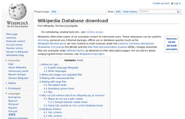 http://en.wikipedia.org/wiki/Wikipedia:Database_download#Where_are_images_and_uploaded_files