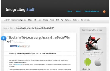 http://www.integratingstuff.com/2012/04/06/hook-into-wikipedia-using-java-and-the-mediawiki-api/