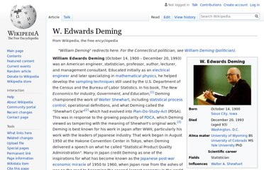 http://en.wikipedia.org/wiki/W._Edwards_Deming