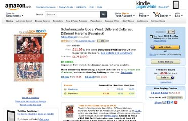 http://www.amazon.co.uk/Scheherazade-Goes-West-MERNISSI/dp/0743412435