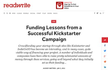 http://readwrite.com/2011/01/05/funding-lessons-from-a-success