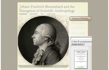 http://www.blumenbach.info/_/Introduction.html