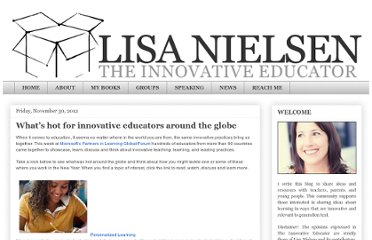 http://theinnovativeeducator.blogspot.com/2012/11/whats-hot-for-innovative-educators_30.html