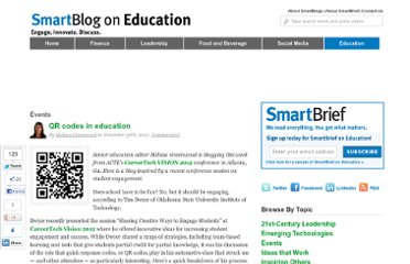 http://smartblogs.com/education/2012/11/30/qr-codes-education/
