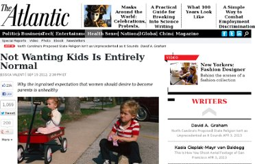 http://www.theatlantic.com/health/archive/2012/09/not-wanting-kids-is-entirely-normal/262367/#.ULjslF1UqPA.facebook