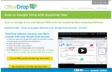 http://www.officedrop.com/scandrop-scanning-software/scan-google-docs/