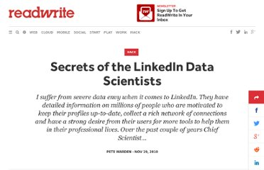 http://readwrite.com/2010/11/19/secrets-of-the-linkedin-data-scientists