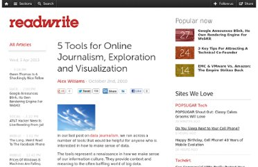 http://readwrite.com/2010/10/02/10-tools-for-online-journalism