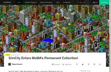 http://www.architizer.com/en_us/blog/dyn/65568/simcity-enters-momas-permanent-collection/#.ULrFRpPm78N