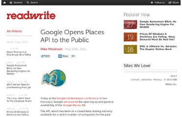 http://readwrite.com/2011/05/10/google_opens_places_api_to_the_public