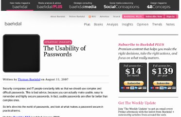 http://www.baekdal.com/tips/password-security-usability