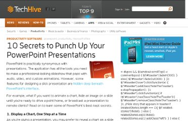 http://www.techhive.com/article/253860/10_secrets_to_punch_up_your_powerpoint_presentations.html