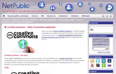 http://www.netpublic.fr/2012/12/creative-commons-video/