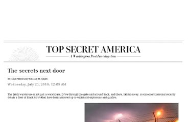 http://projects.washingtonpost.com/top-secret-america/articles/secrets-next-door/print/