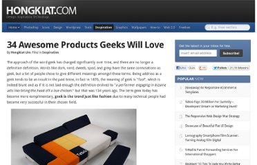 http://www.hongkiat.com/blog/awesome-products-geeks-will-love/