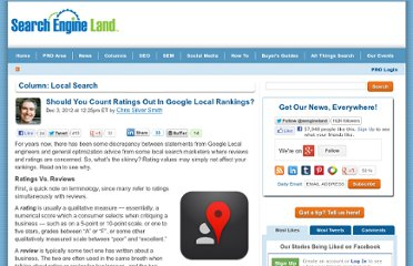 http://searchengineland.com/count-ratings-out-in-google-local-rankings-141012