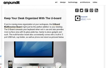 http://enpundit.com/keep-your-desk-organized-with-the-u-board/