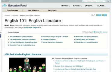 http://education-portal.com/academy/course/english-literature.html