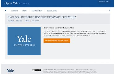 http://oyc.yale.edu/english/engl-300#books