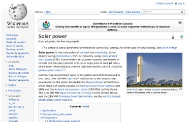 http://en.wikipedia.org/wiki/Solar_power