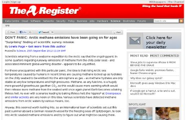 http://www.theregister.co.uk/2012/09/25/dont_panic_arctic_mission_finds_methane_emissions_old_news/