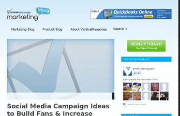 http://www.verticalresponse.com/blog/social-media-campaign-ideas-to-build-fans-increase-engagement/