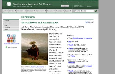 http://www.americanart.si.edu/exhibitions/archive/2012/art_civil_war/