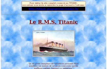 http://titanic.pagesperso-orange.fr/page5.htm