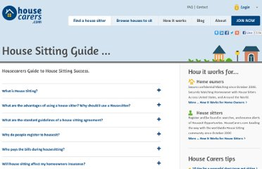 http://www.housecarers.com/housesitting-guide.cfm