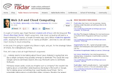 http://radar.oreilly.com/2008/10/web-20-and-cloud-computing.html