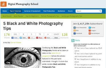 http://digital-photography-school.com/5-black-and-white-photography-tips