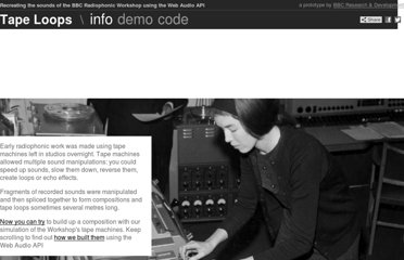 http://webaudio.prototyping.bbc.co.uk/tapeloops/
