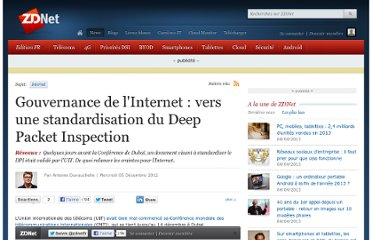 http://www.zdnet.fr/actualites/gouvernance-de-l-internet-vers-une-standardisation-du-deep-packet-inspection-39785119.htm#xtor=RSS-1?utm_source=twitterfeed&utm_medium=twitter